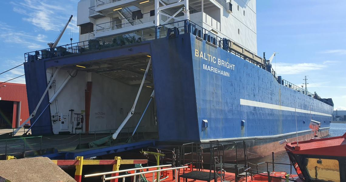Baltic Bright Rauma 2021-07-08