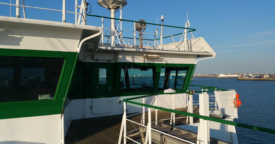 Mistral deck