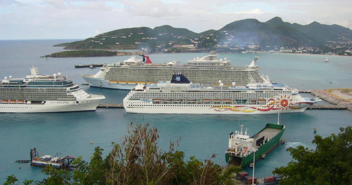 Midas i Philipsburg St Maartens