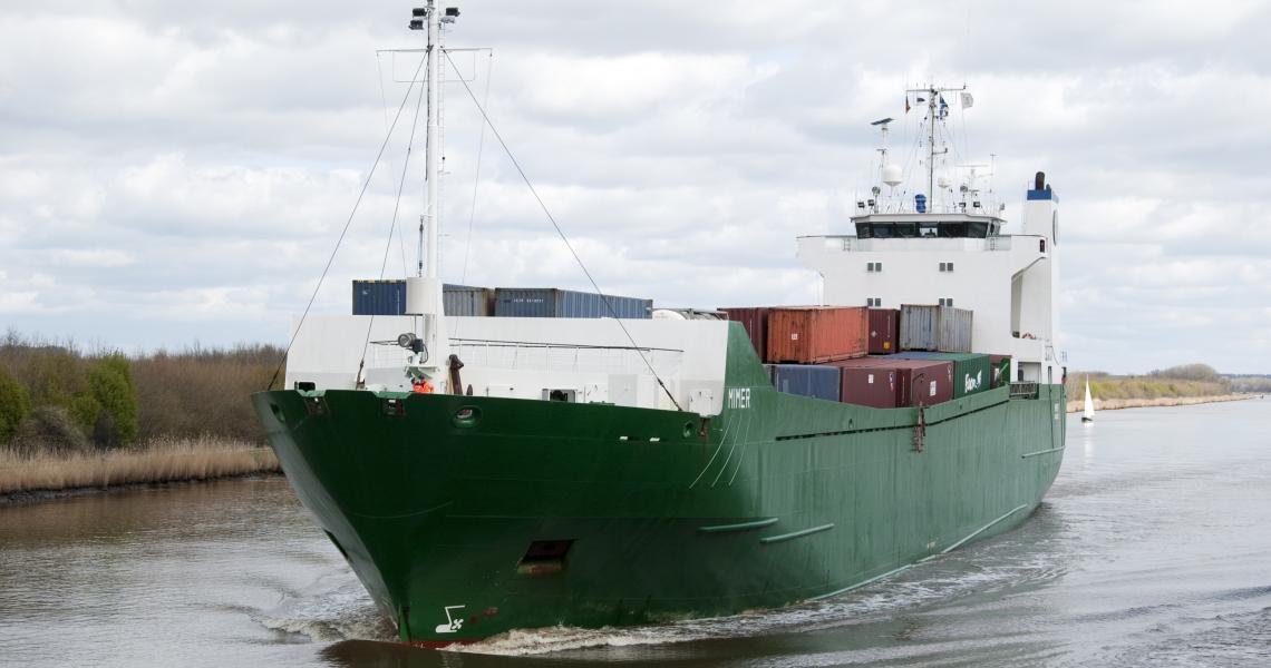 Mimer i Kielkanalen
