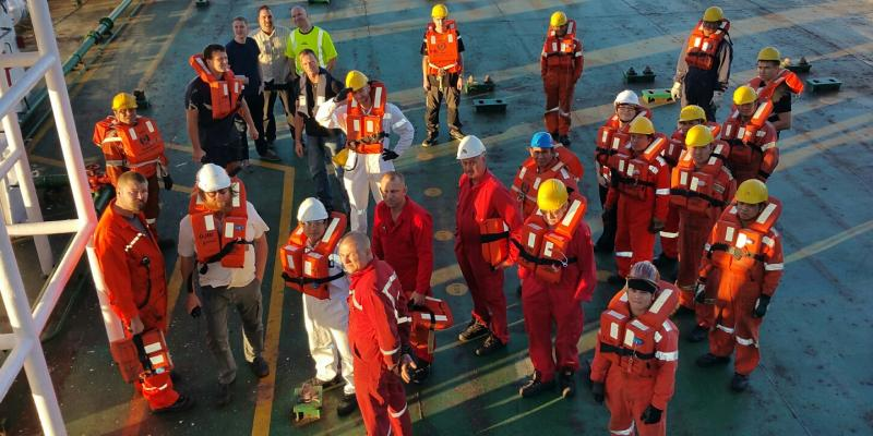 Baltica Crew Drill